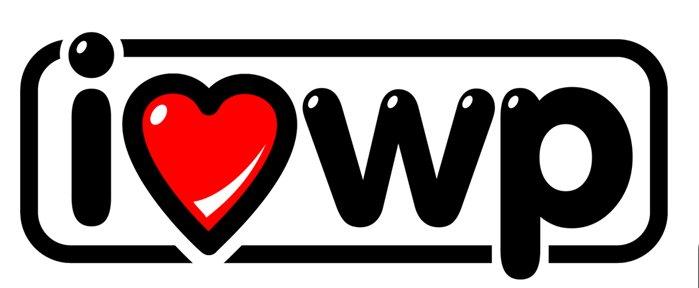 Foto: I Love WordPress por Adriano Gasparri. Licencia CC.
