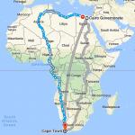 Asignación #3: Itinerario para un viaje virtual