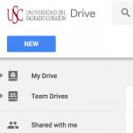 Google Drive, Calendario y más